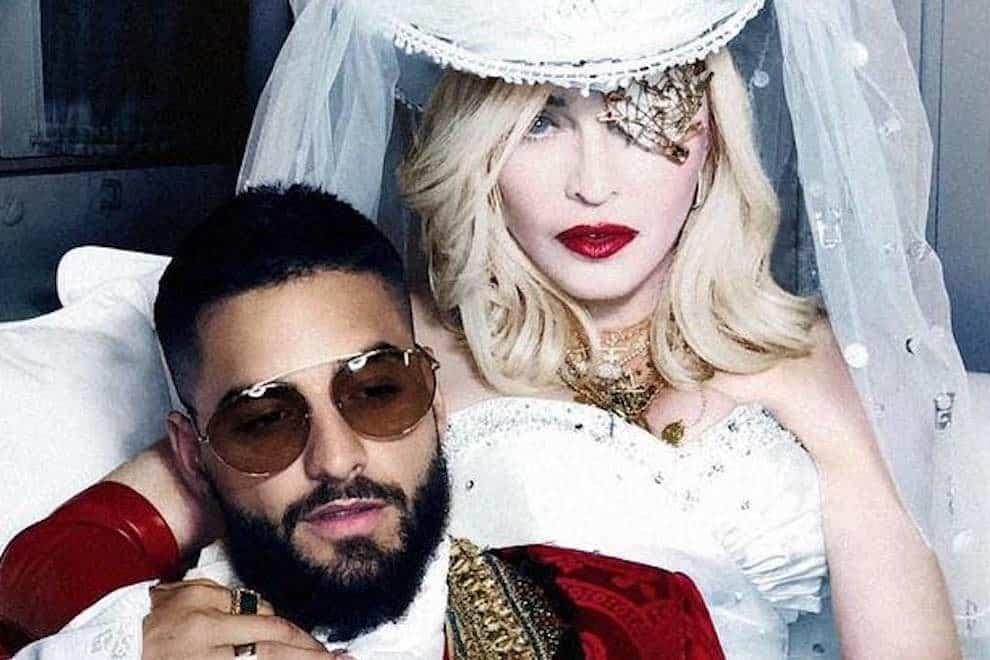 NJoy New Music:Madonna Ft Maluma:Medellin