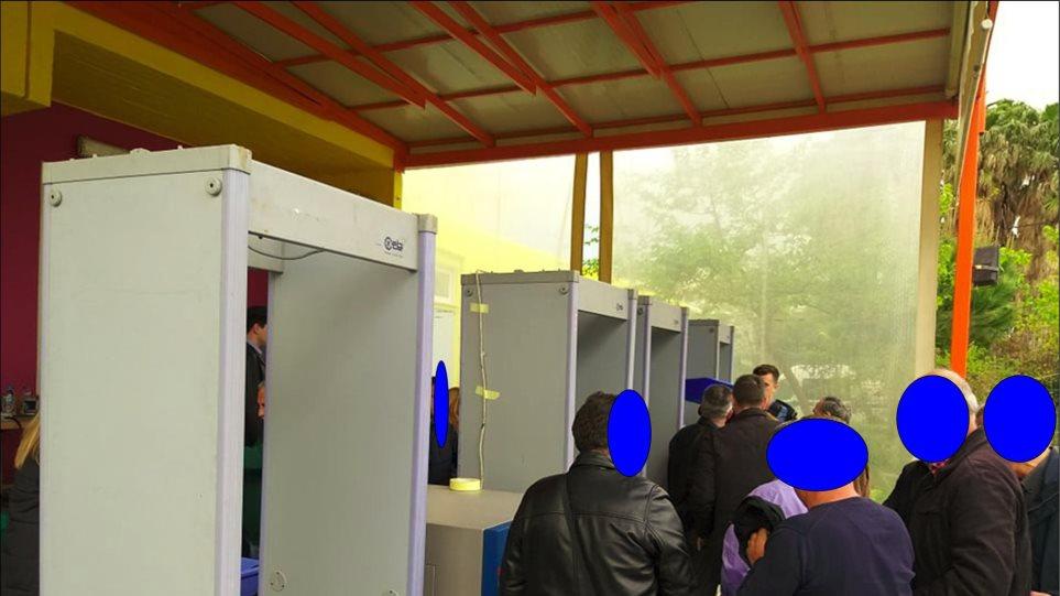 Καλαμάτα: Μετέφεραν τα μηχανήματα ασφαλείας από το αεροδρόμιο για την ομιλία Τσίπρα!