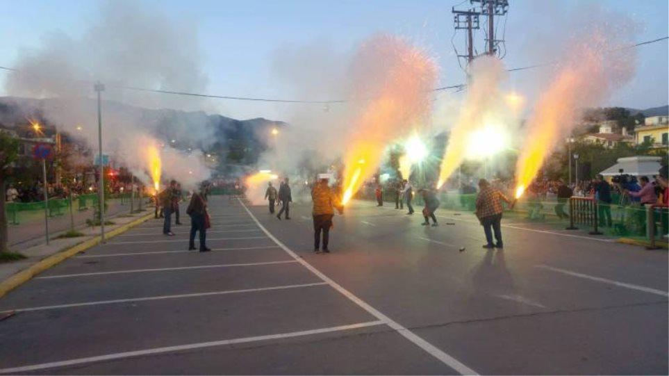 Καλαμάτα: Σοβαρό ατύχημα στον σαϊτοπόλεμο – Εικονολήπτης τραυματίστηκε σοβαρά