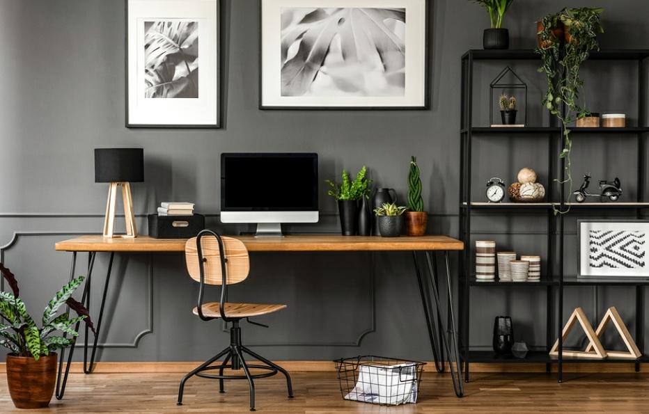 2 ιδέες για να ανανεώσετε το home office και την κουζίνα!