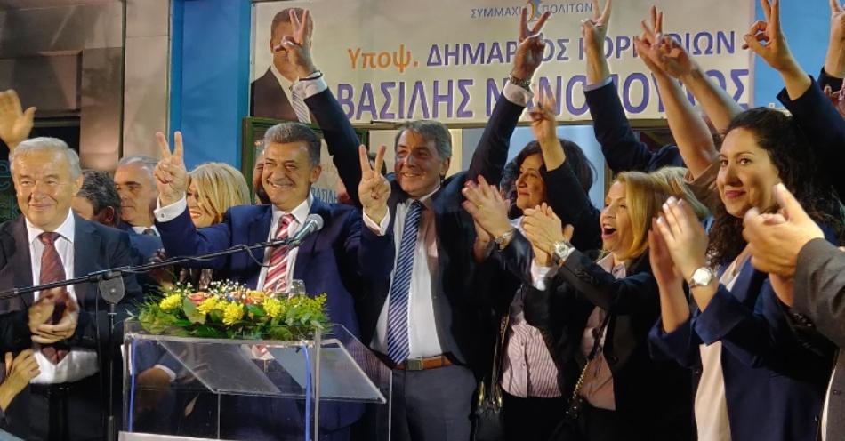 Νανόπουλος: Αποδεξου ότι ο Δήμος αλλάζει