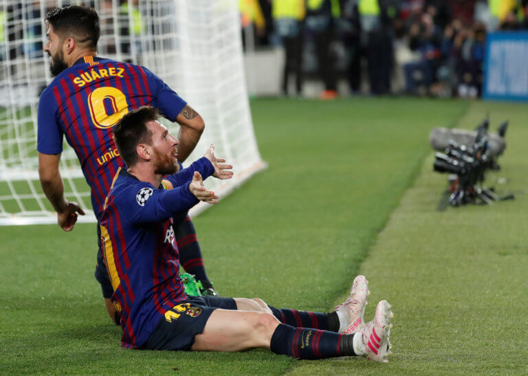 Μπαρτσελόνα – Λίβερπουλ: Αν έχεις Μέσι, διάβαινε! Με το ένα πόδι στον τελικό του Champions League