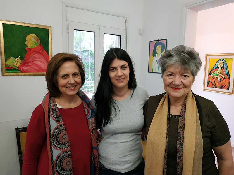Η Μαρία Χρισταρα για το 1ο φεστιβάλ Κλασσικής μουσικής Δήμου Κορινθιων