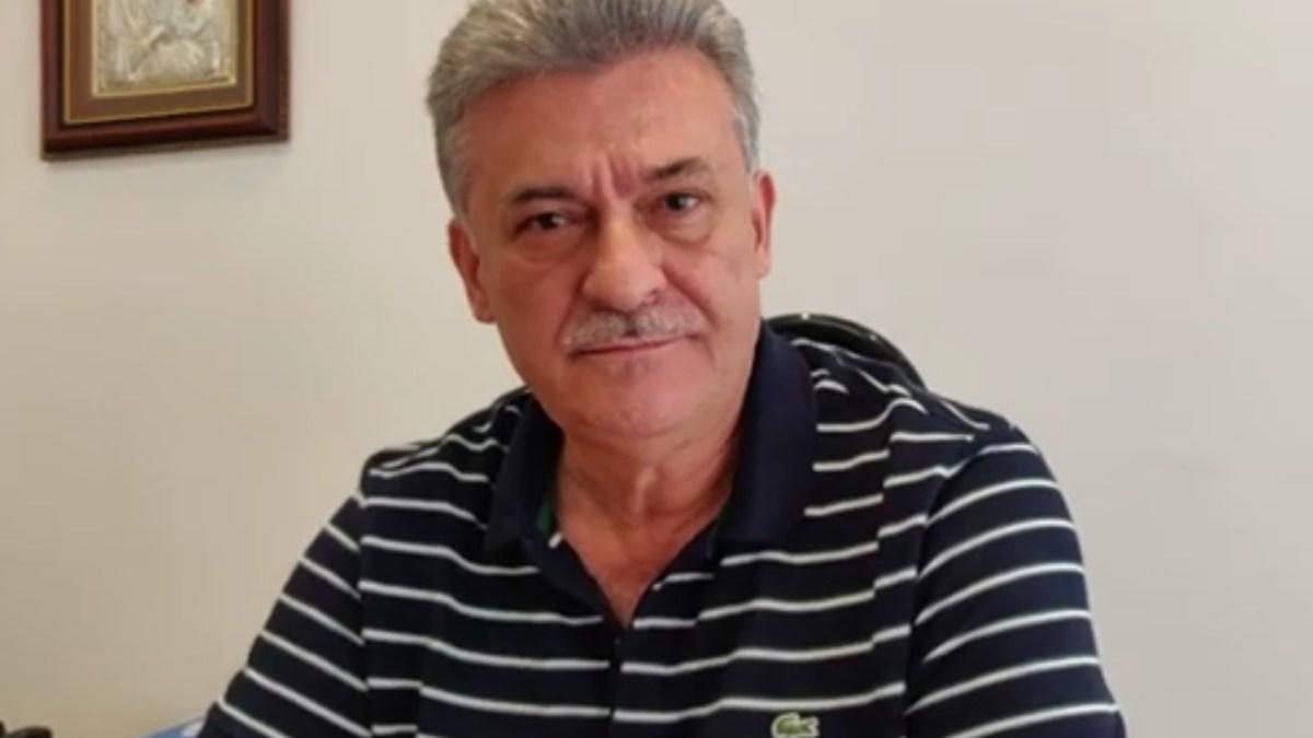 Νανόπουλος: Ετοιμαζόμαστε ώστε από 1η Σεπτεμβρίου που αναλαμβάνουμε να μη χαθεί χρονος