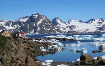 Η φωτογραφία που αποδεικνύει ότι οι πάγοι στη Γροιλανδία λιώνουν