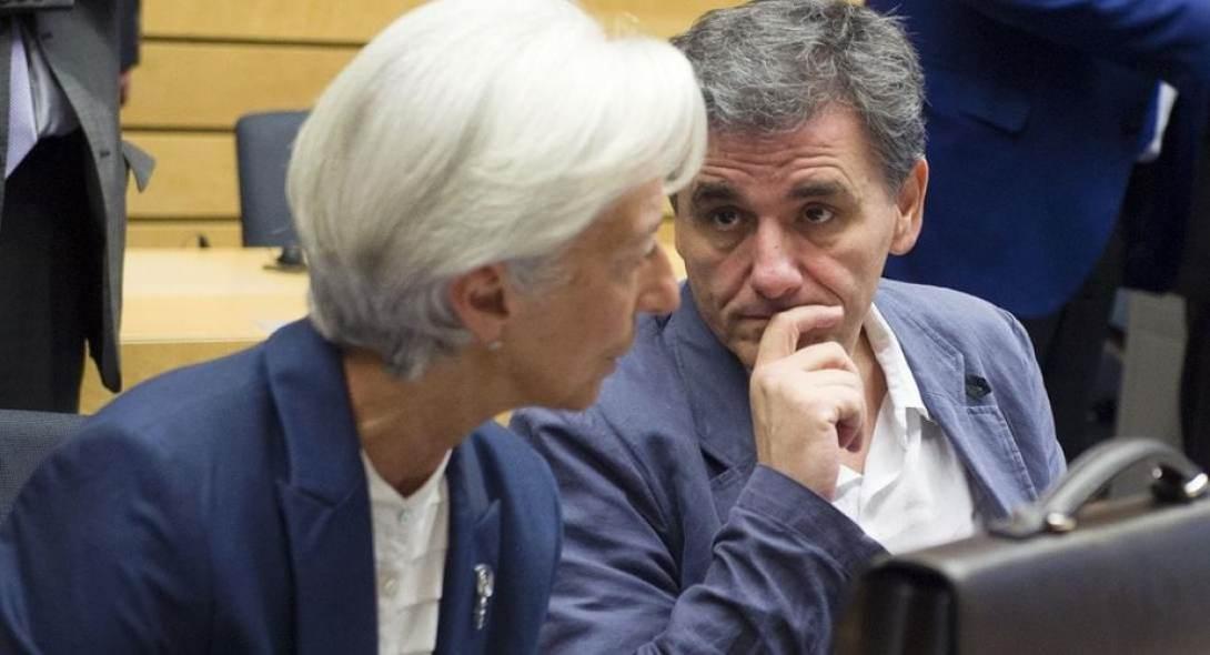 Ο Τσακαλώτος απάντησε με τρολάρισμα για τις φήμες ότι θα γινόταν αφεντικό του ΔΝΤ