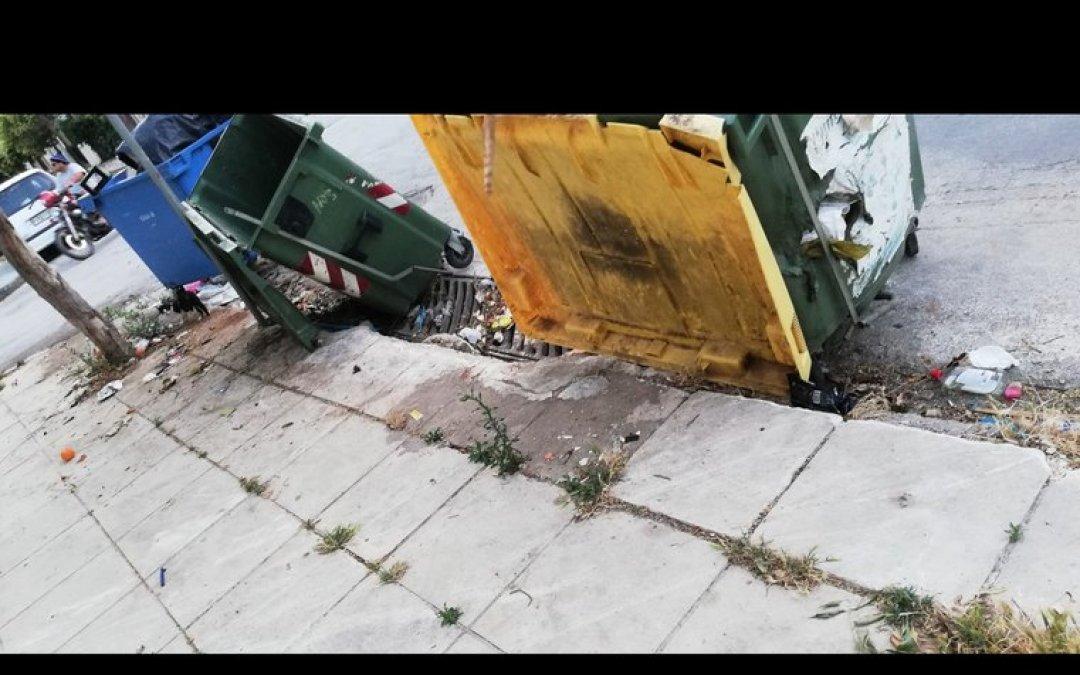 Παρέμβαση αναγνώστη για τις εισόδους της πόλης της Κορίνθου