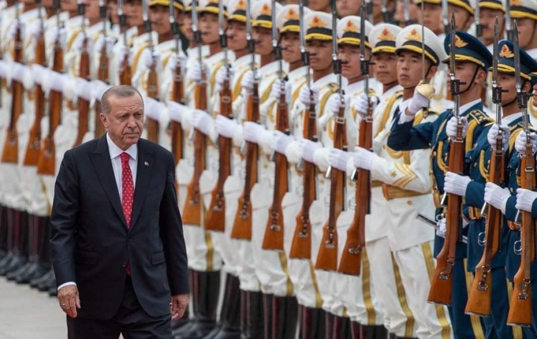 Ερντογάν: Θα συνεχίζουμε τις γεωτρήσεις και κανένας δεν μπορεί να μας εμποδίσει