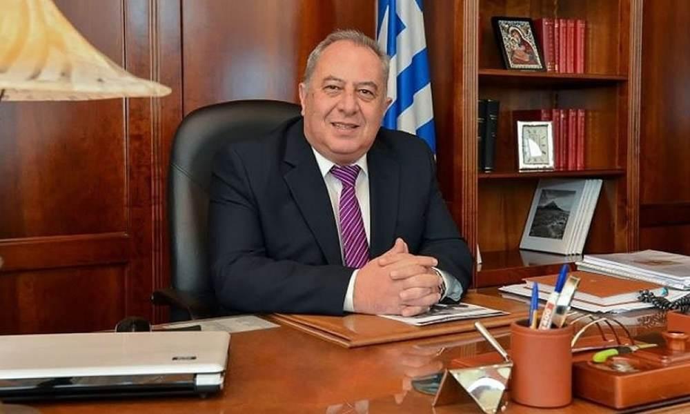 Ο Πελοπίδας Καλλίρης Γενικός Γραμματέας Βιομηχανίας