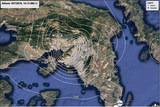 Οι σεισμολόγοι ανησυχούν τώρα για τον Κορινθιακό