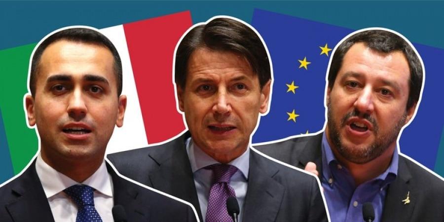 Πολιτική κρίση στην Ιταλία – Ο Salvini ρίχνει την κυβέρνηση και ζητά εκλογές, πιθανώς τον Οκτώβριο