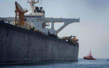 Συνεχίζεται το θρίλερ με το ιρανικό δεξαμενόπλοιο
