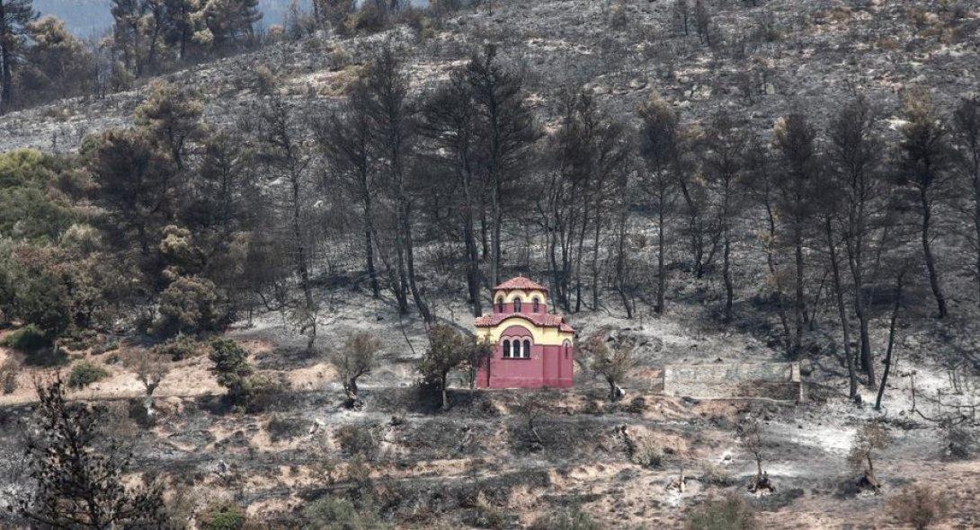 Φωτιά στην Εύβοια: Τρεις ύποπτοι για εμπρησμό – Άρση του τηλεφωνικού απορρήτου ζητούν οι αρχές
