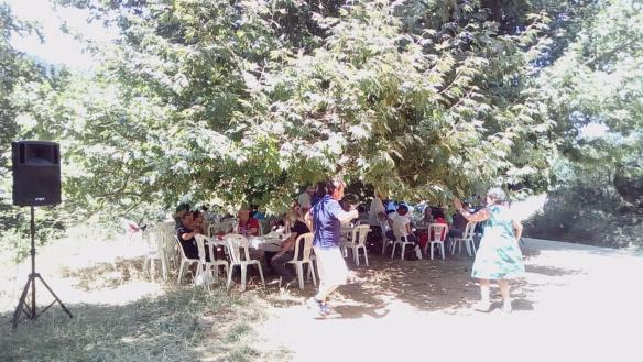 Πραγματοποιήθηκε η εκδήλωση τιμής στη Στυμφαλία για τη μάχη της σοδειάς