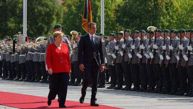 Μητσοτάκης – Μέρκελ: Τι προβλέπει το γιγαντιαίο «πρόγραμμα πράσινης ανάπτυξης» που συμφώνησαν στο Βερολίνο