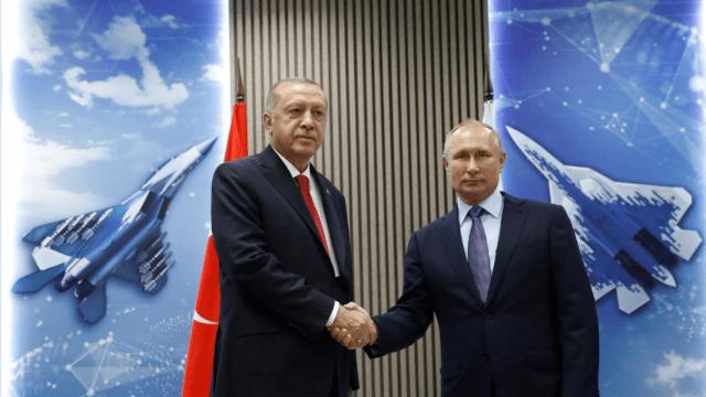 Ερντογάν για Su-35 και Su-57: Δεν ήρθαμε στη Ρωσία για το τίποτα