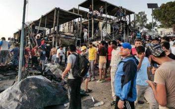 ΣΥΡΙΖΑ: Αποκλειστικά της κυβέρνησης οι ευθύνες για την εκτός ελέγχου κατάσταση στη Μόρια