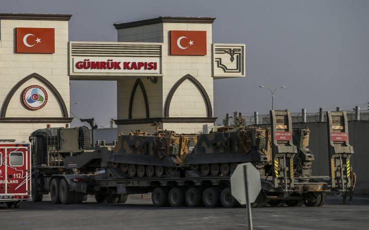 Απτόητος ο Ερντογάν για την εισβολή στη Συρία: Καμία εκεχειρία, δεν ανησυχώ για τις κυρώσεις