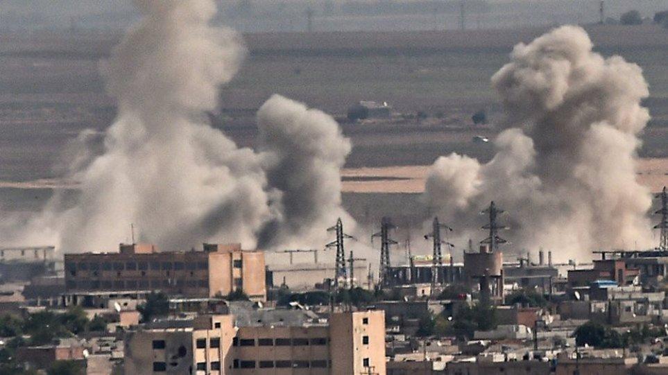 Συρία: Ο Ερντογάν βομβάρδισε αμερικανικά στρατεύματα