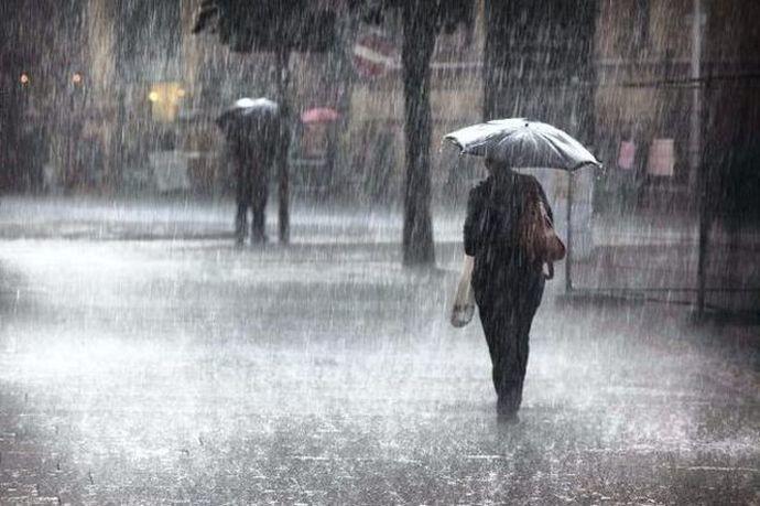 Καιρός: Βροχές και ισχυρές καταιγίδες, ποιες περιοχές θα επηρεαστούν