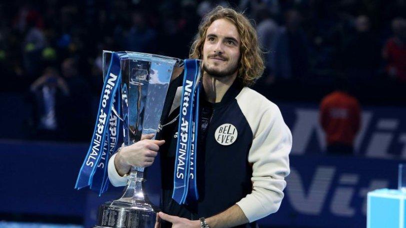 Τσιτσιπάς: Ο πρώτος που κερδίζει και Next Gen και ATP Finals!