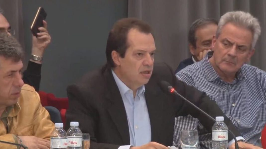 """Το Περιφερειακό Συμβούλιο Πελοποννήσου ζητά την ανάκληση των κυβερνητικών τροπολογιών που αλλοιώνουν το θεσμικό πλαίσιο του """"Κλεισθένη"""" και υπονομεύουν τη λειτουργία των δημοκρατικών θεσμών"""
