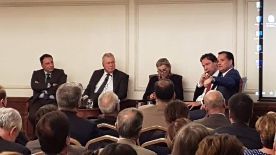 Γεωργιάδης: Η μείωση του επιτοκίου των ελληνικών ομολόγων δείχνει την εμπιστοσύνη των αγορών