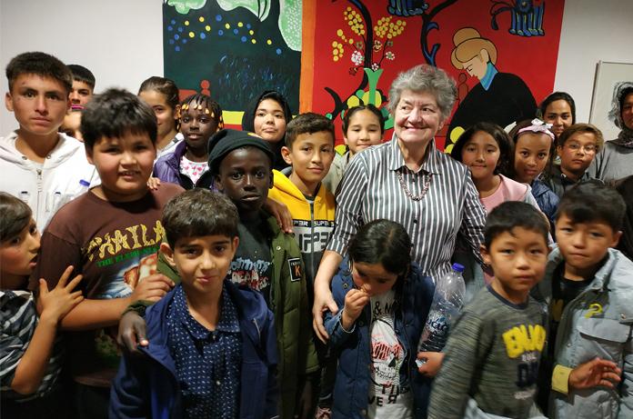 Μαρία Χρισταρά: «Δε νοείται να είναι η Μέρα των Δικαιωμάτων των Παιδιών και να μην είναι όλα τα παιδιά»