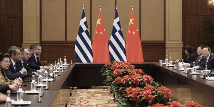 Η Κίνα επενδύει στην Ελλάδα