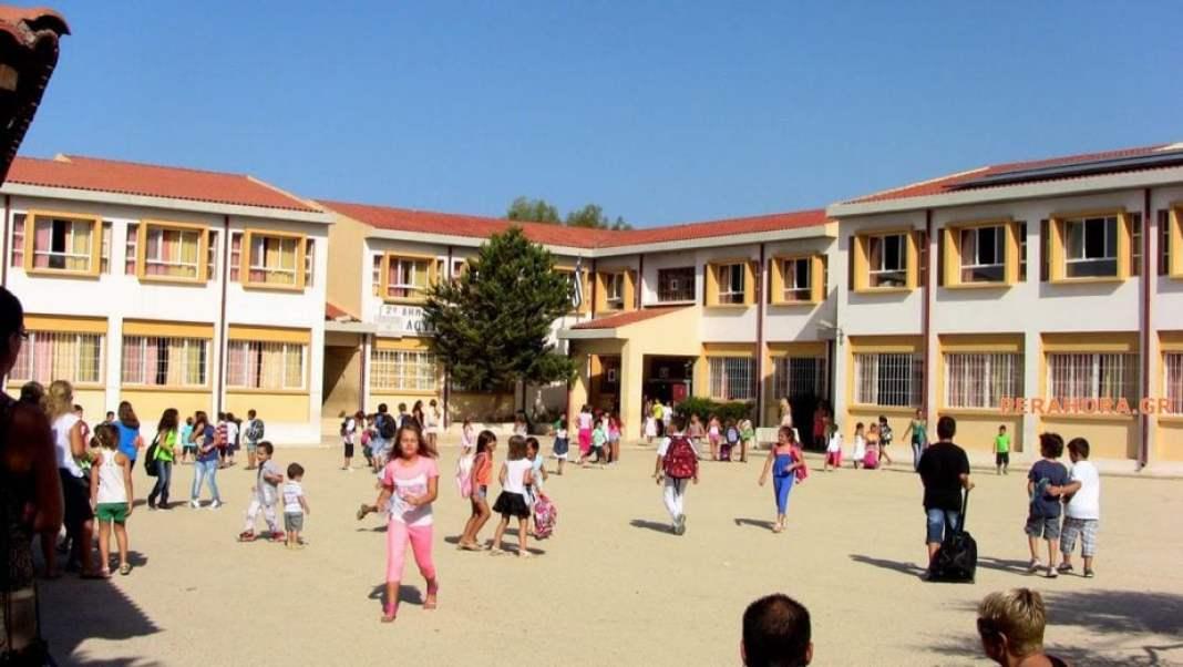 Κλειστά και σήμερα τα σχολεία των Αγίων Θεοδωρων