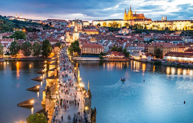 Οι κάτοικοι της Πράγας κουράστηκαν από τον τουρισμό