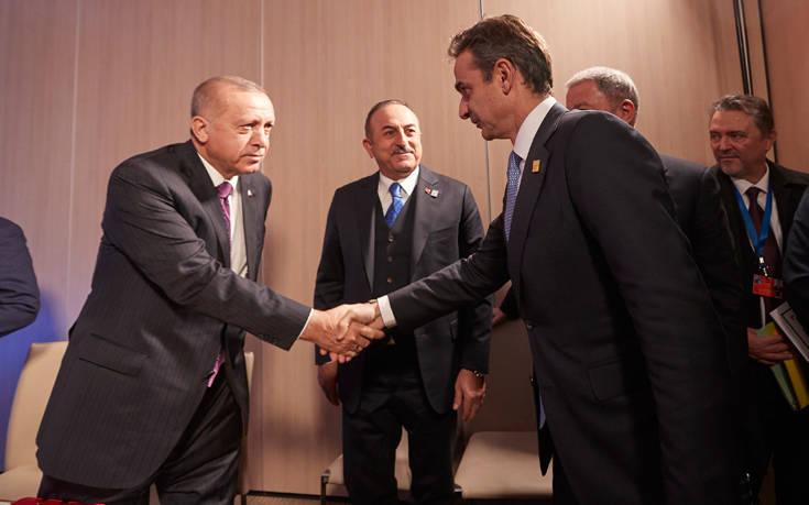 Συνάντηση Μητσοτάκη – Ερντογάν: Το παρασκήνιο, οι διαφωνίες και τα ανοιχτά μέτωπα