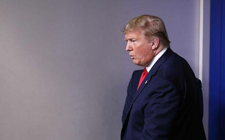 Τραμπ: Στενότερη συνεργασία Ελλάδας-ΗΠΑ στα θέματα εθνικής ασφάλειας