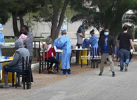 Σοκ στην Αργολίδα: 150 κρούσματα κορωνοϊού στη δομή φιλοξενίας προσφύγων στην Ερμιονίδα