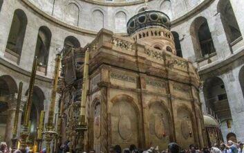 Ανοίγει και πάλι από αύριο ο Ναός της Αναστάσεως, αφού έμεινε κλειστός για δύο μήνες λόγω κορονοϊού