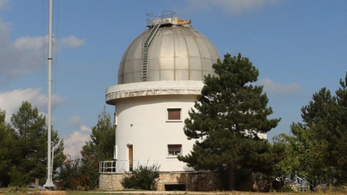 Στο Αστεροσκοπείο Κρυονεριου ο Αντιπεριφερειαρχης