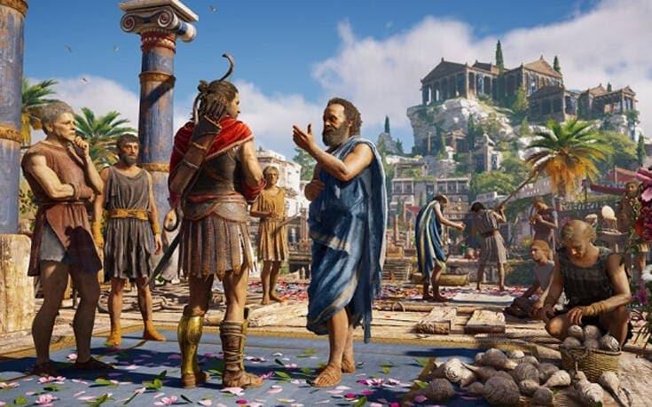 Ζείστε στην Αρχαία Ελλάδα και την Αρχαία Αίγυπτο δωρεάν με το Assasin's Creed