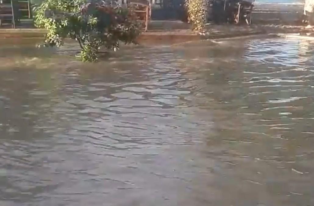 Ντροπή…Με ανοιξιάτικη βροχή έγινε Βενετία το Κιάτο
