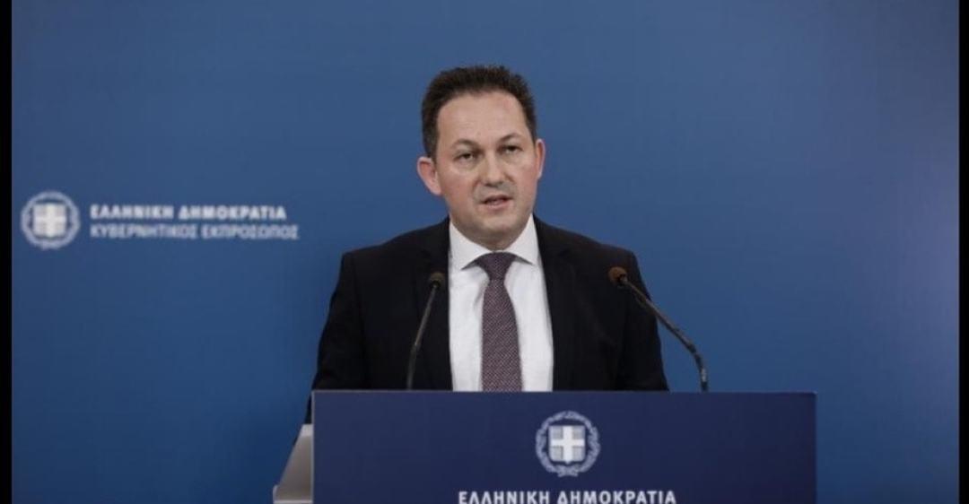 Στέλιος Πέτσας: Fake news από τον ΣΥΡΙΖΑ και για την καμπάνια του EOT