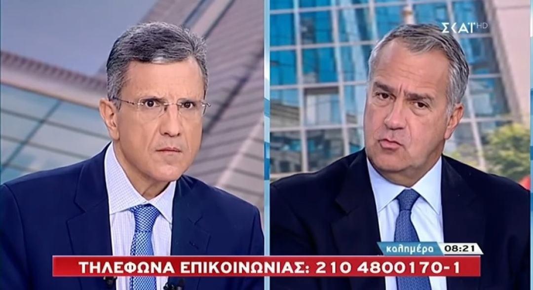 Θύμα των Fake news o Μακης Βορίδης
