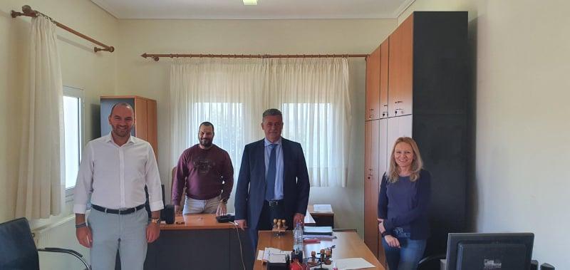 Β.Νανόπουλος: Ανεβάζουμε τον πήχη της εξυπηρέτησης και μειώνουμε τα λειτουργικά έξοδα του δήμου!