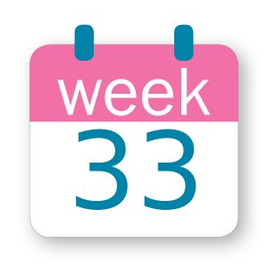 Από την 33η εβδομάδα κύησης μέχρι την 36η : Όλα πρέπει να ξέρεις