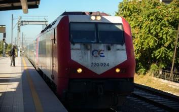 Σε στάση εργασίας σήμερα οι Σιδηροδρομικοί – Ποιες ώρες ακινητοποιούνται τα τρένα