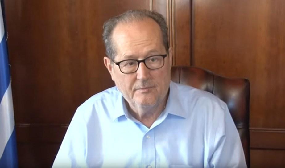 Νίκας: Η Περιφέρεια θα δώσει λύσεις στους δήμους με προβλήματα με απορρίμματα