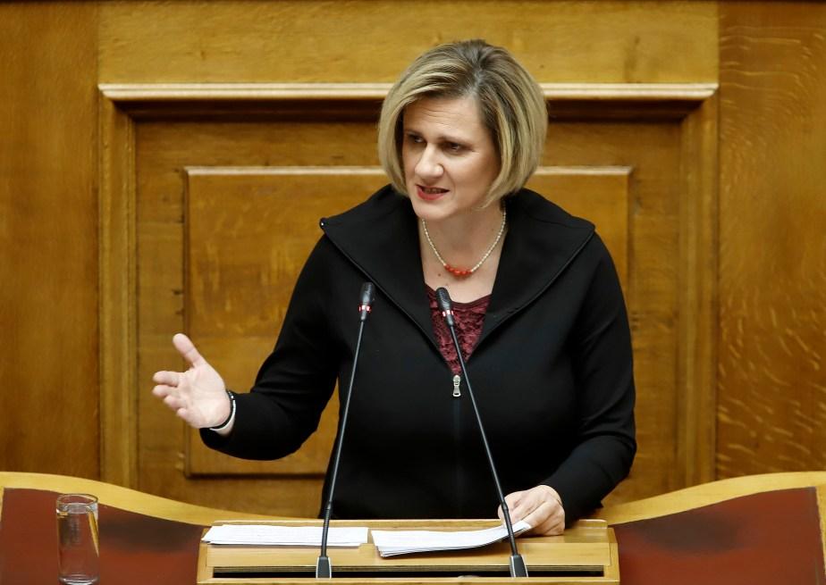 Απόσπασμα Ομιλίας στο Ελληνικό Κοινοβούλιο για το παρεμπόριο και τα κίνητρα για Επενδύσεις στην Έρευνα και την Τεχνολογία