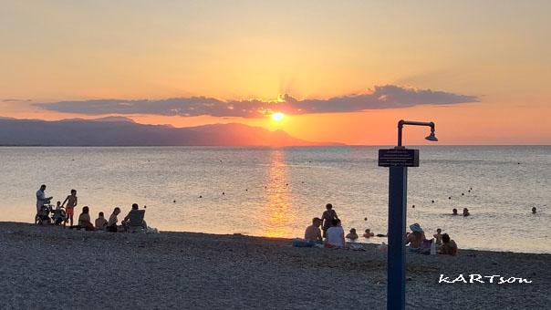 """Παραλία """"Καλάμια"""" Κόρινθος: Ειλικρινά, τώρα,που θα βρείτε καλύτερα; (5 φωτογραφίες)"""