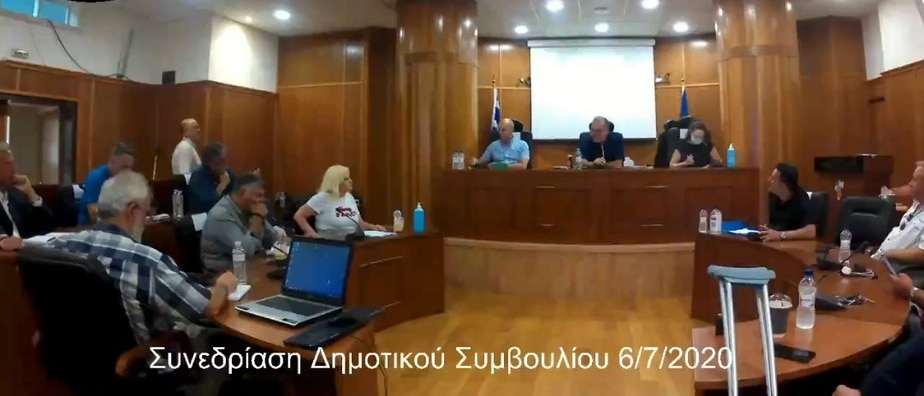 Δείτε ζωντανά τη συνεδρίαση του Δήμου Λουτρακίου Περαχώρας Αγίων Θεοδωρων