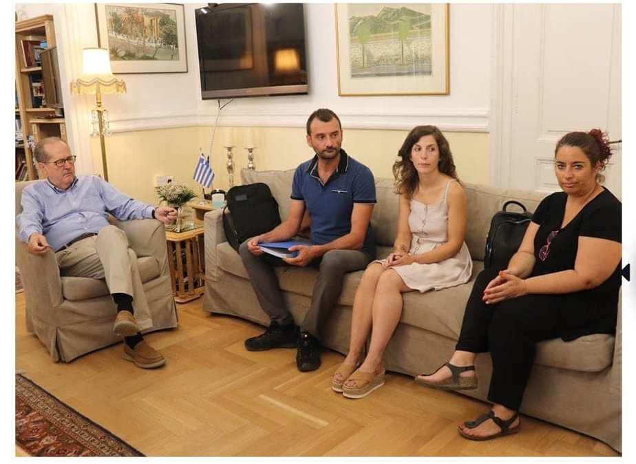 Διαφωνεί με τις ανεμογεννήτριες στη Ζήρεια ο περιφερειάρχης Πελοποννήσου Π. Νίκας