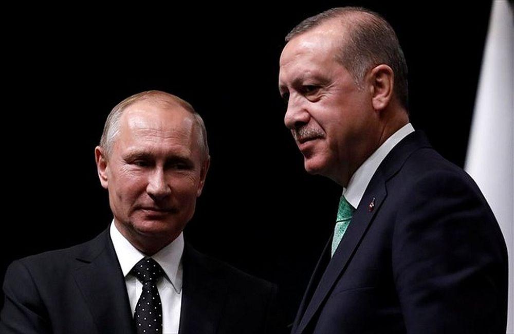 Τα μασάει ο Πούτιν για την Αγιά Σοφιά