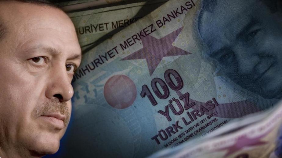 Τι φέρνει για την οικονομία της Τουρκίας η «βουτιά» της λίρας